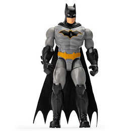 DC Batman | Rebirth Batman 4-inch Action Figure