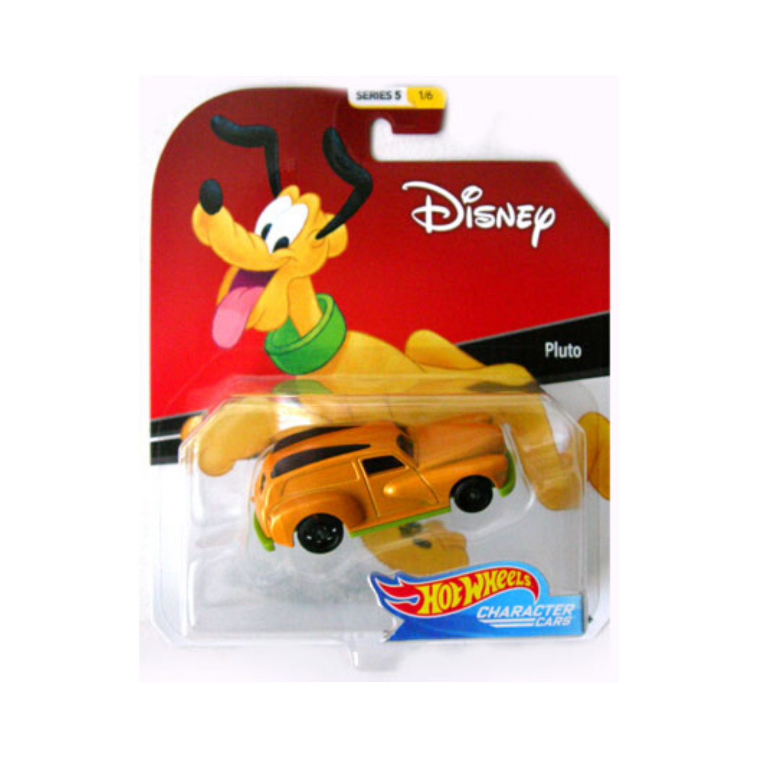 Disney Hot Wheels Character Cars | Pluto