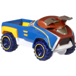 Disney Hot Wheels Character Cars | Beast
