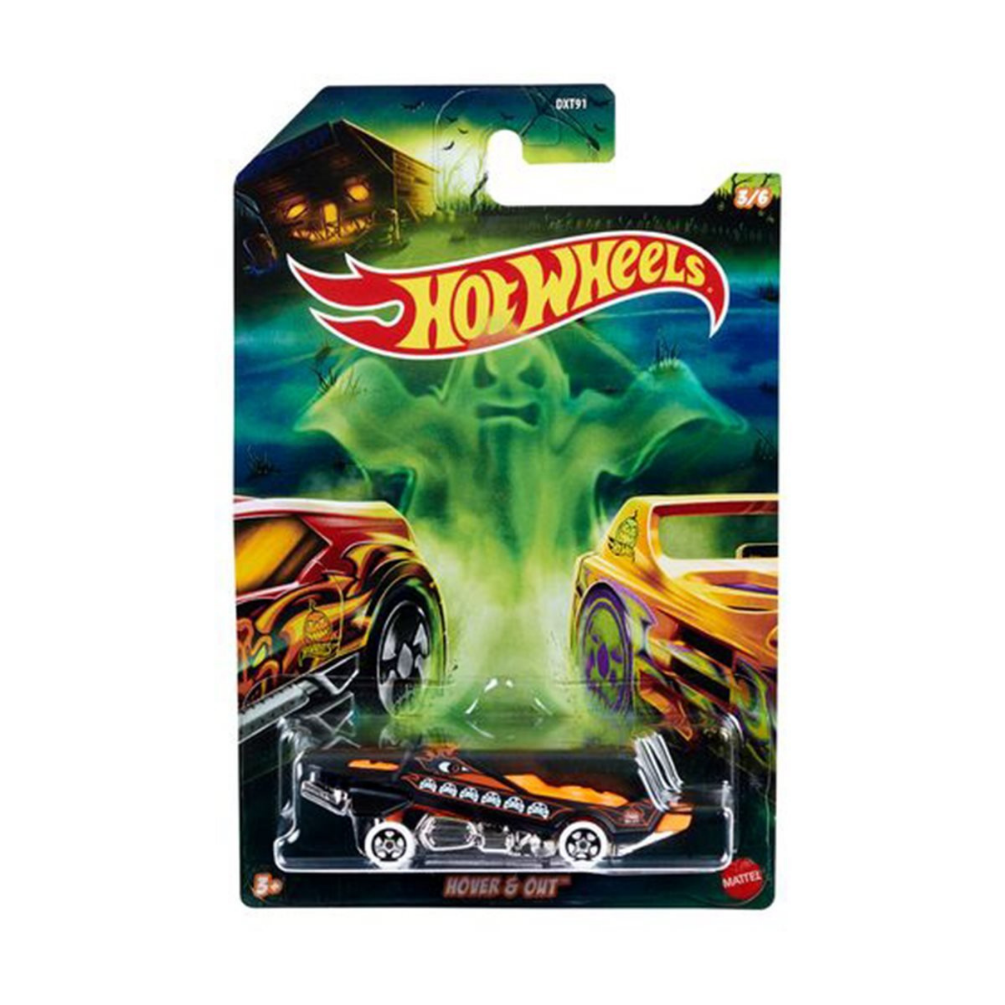 Hot Wheels Halloween 2020 Die-Cast Car | Hover & Out #3/6
