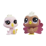Littlest Pet Shop Frosting Frenzy BFF'S | Bird 2 Pack