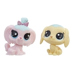 Littlest Pet Shop Frosting Frenzy BFF'S | Dogs 2 Pack