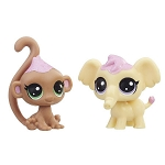 Littlest Pet Shop Frosting Frenzy BFF'S | Wild 2 Pack