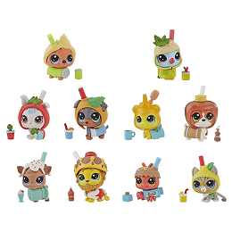 Littlest Pet Shop | Thirsty Pets