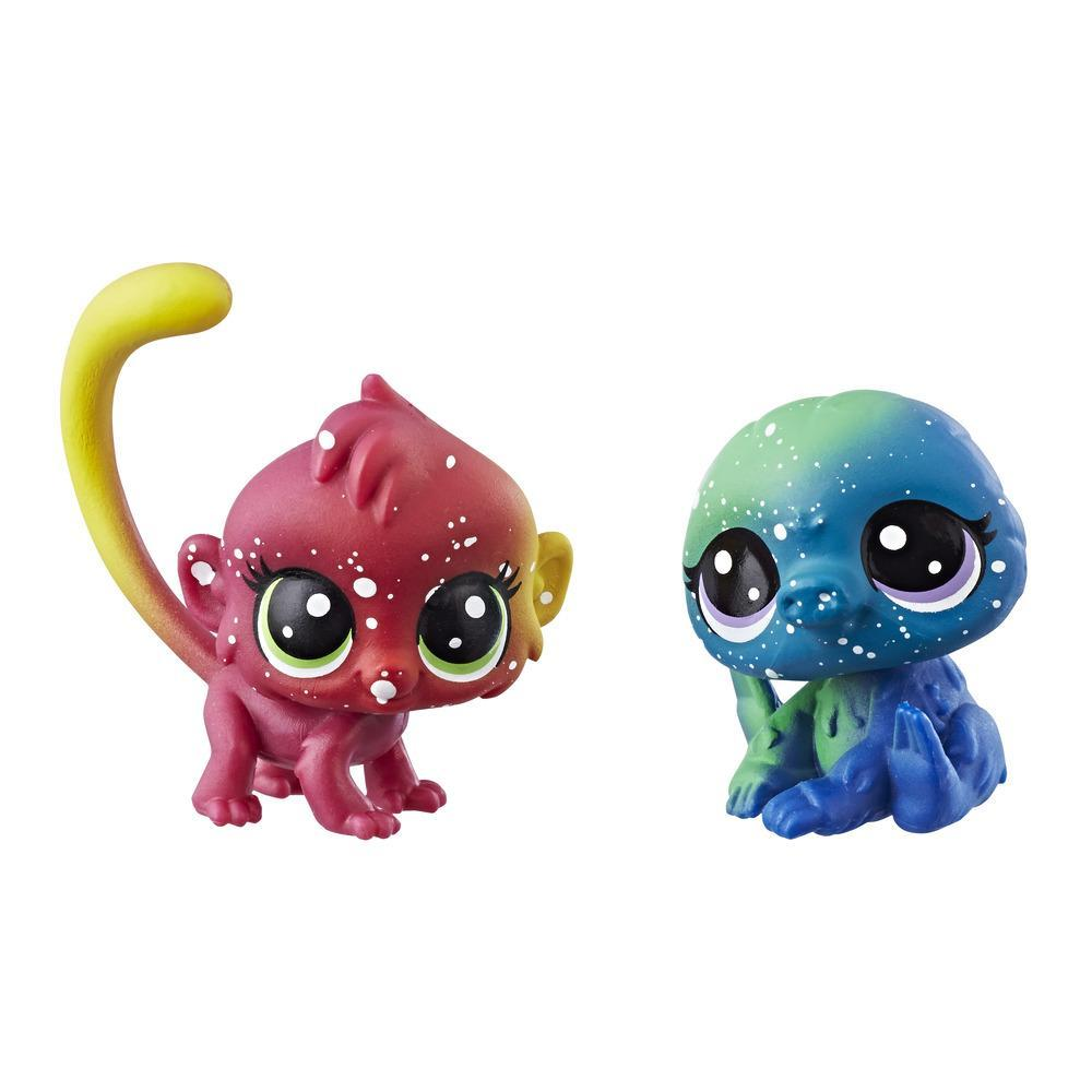 Littlest Pet Shop Cosmic Pounce BFF'S - Wild 2 Pack