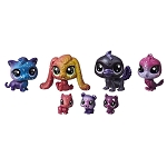 Littlest Pet Shop Cosmic Pounce Friends | Black Hole