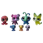 Littlest Pet Shop Cosmic Pounce Friends | Mars