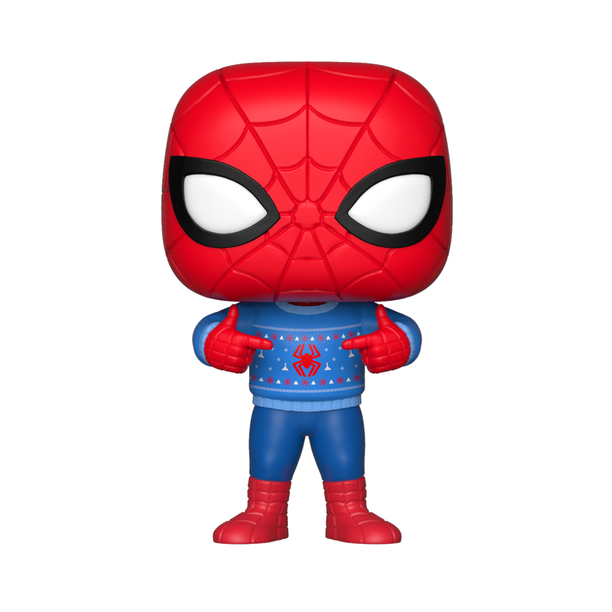 Marvel Holiday Spider-Man Ugly Sweater Pop! Vinyl Figure #397