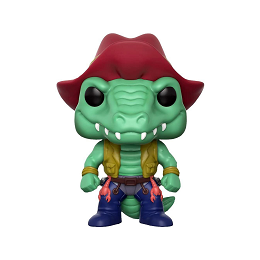 Teenage Mutant Ninja Turtles | Leatherhead Specialty Series Pop! Vinyl Figure #543