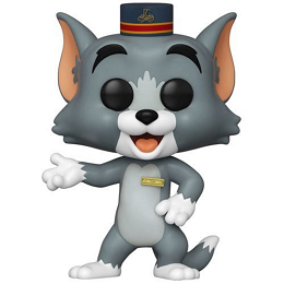 Tom & Jerry Movie | Tom Pop! Vinyl Figure