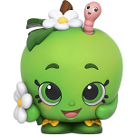 Shopkins Apple Blossom Vinyl Figure