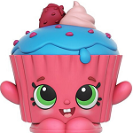 Shopkins Cupcake Chic Vinyl Figure