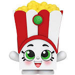 Shopkins Poppy Corn Vinyl Figure